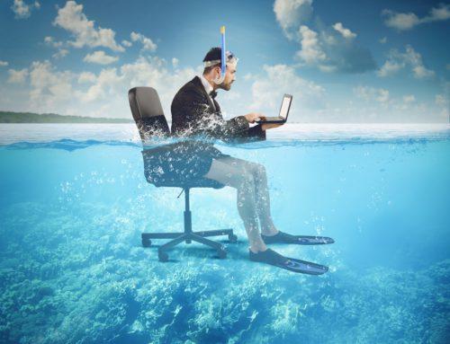 Las vacaciones y el contrato a tiempo parcial
